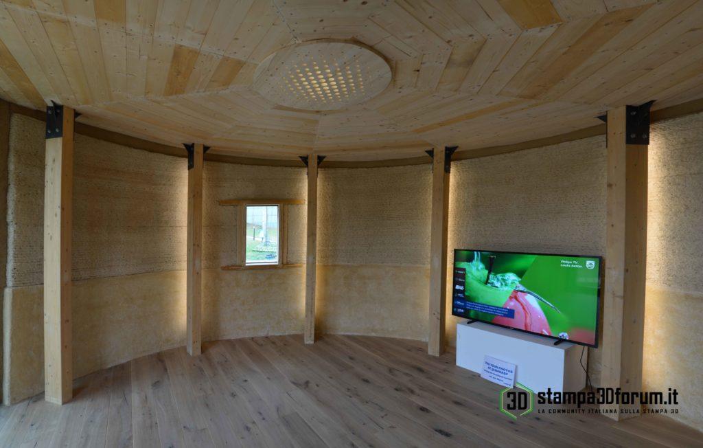 casa stampata 3D