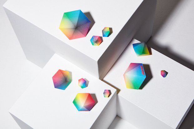 mimaki stampa 3D full color