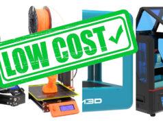 stampanti 3D economiche del 2018