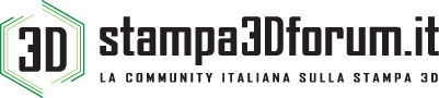 stampa 3d forum logo